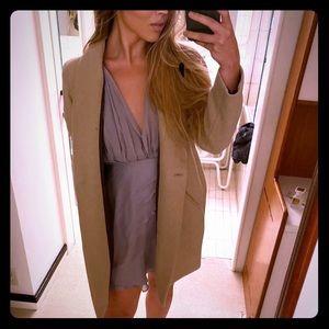 Wool MANGO Coat